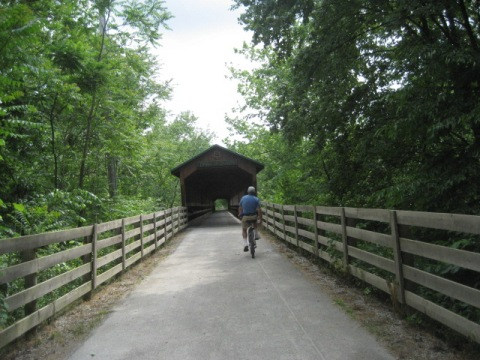 biking, ohio, mohican valley trail