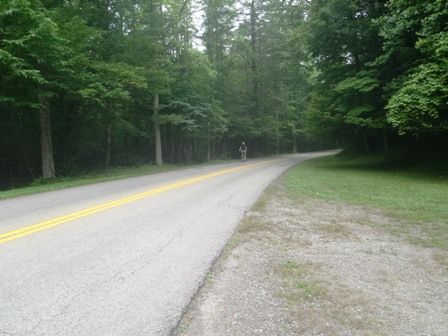 biking, Great Smoky Mountains, Cataloochee