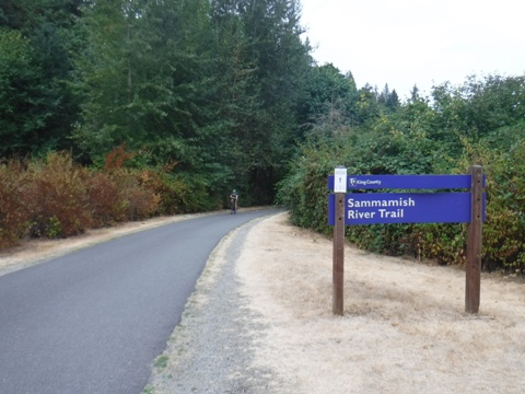 biking, Washington State, Seattle Area, Sammamish River Trail